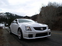 Picture of 2015 Cadillac CTS-V Coupe Base, exterior