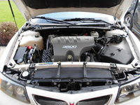 Picture of 2002 Pontiac Bonneville SE, engine