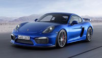 2016 Porsche Cayman Picture Gallery