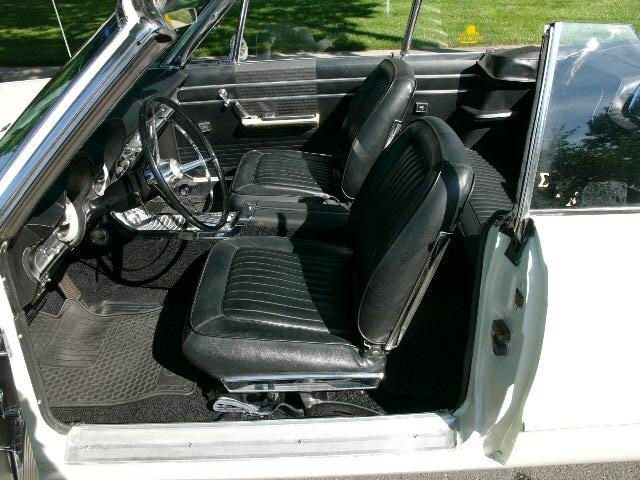 Picture of 1965 Dodge Polara, interior