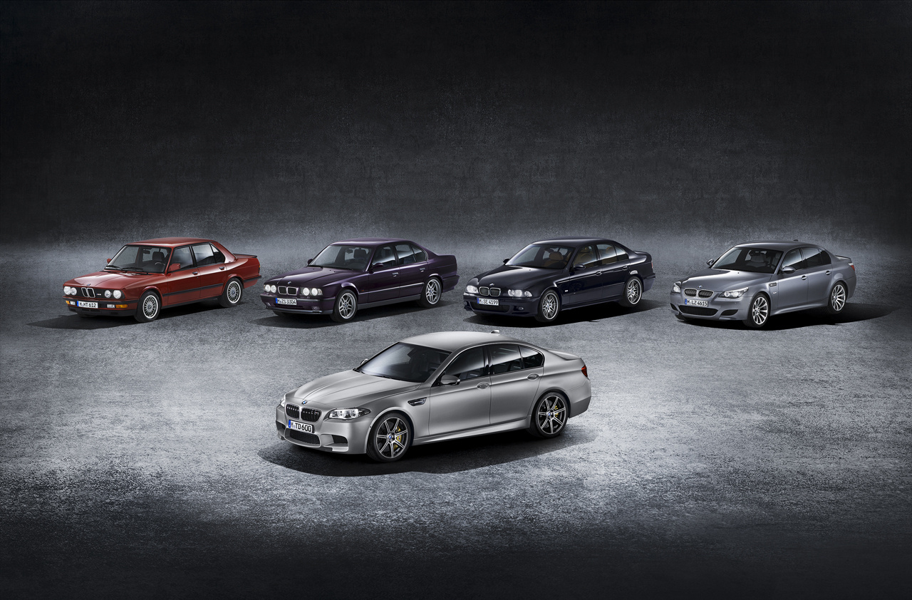 I Want To Hear Comments/reviews From 5 Series Owners Everywhere, All Years