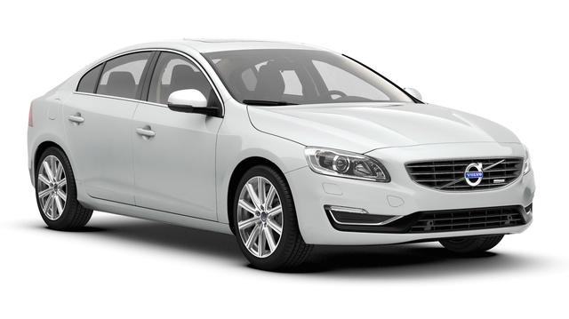 2016 Volvo S60L, Front-quarter view, exterior, manufacturer, gallery_worthy
