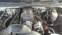 Picture of 2000 Chevrolet Silverado 2500 3 Dr LT Extended Cab SB, engine