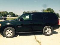Picture of 2014 Chevrolet Tahoe LT 4WD, exterior, gallery_worthy