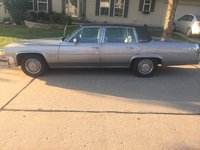 Picture of 1983 Cadillac DeVille Sedan FWD, exterior, gallery_worthy