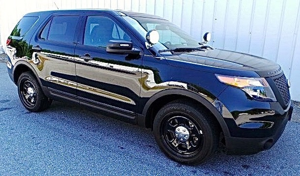 picture of 2014 ford explorer police interceptor 4wd exterior. Cars Review. Best American Auto & Cars Review