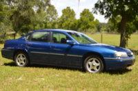 2004 Chevrolet Impala LS, 2003 Chevy Impala