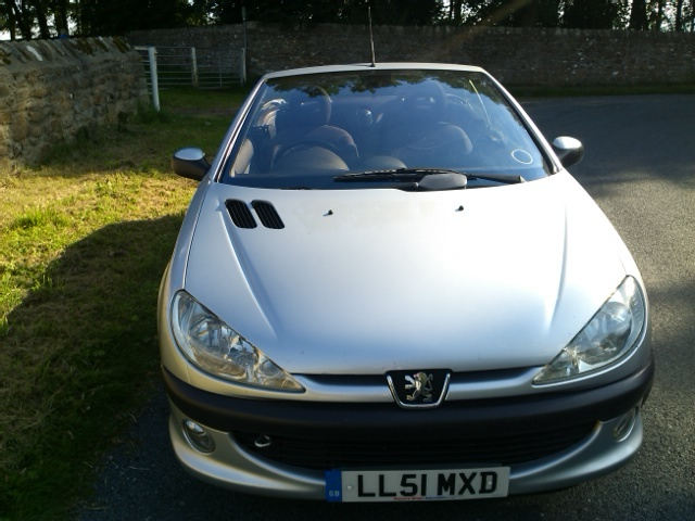 Picture of 2002 Peugeot 206