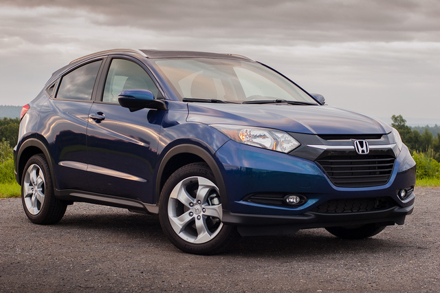 Picture of 2016 Honda HR-V, exterior