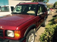 2000 Land Rover Discovery Series II Overview