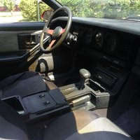 Picture of 1984 Pontiac Firebird SE, interior