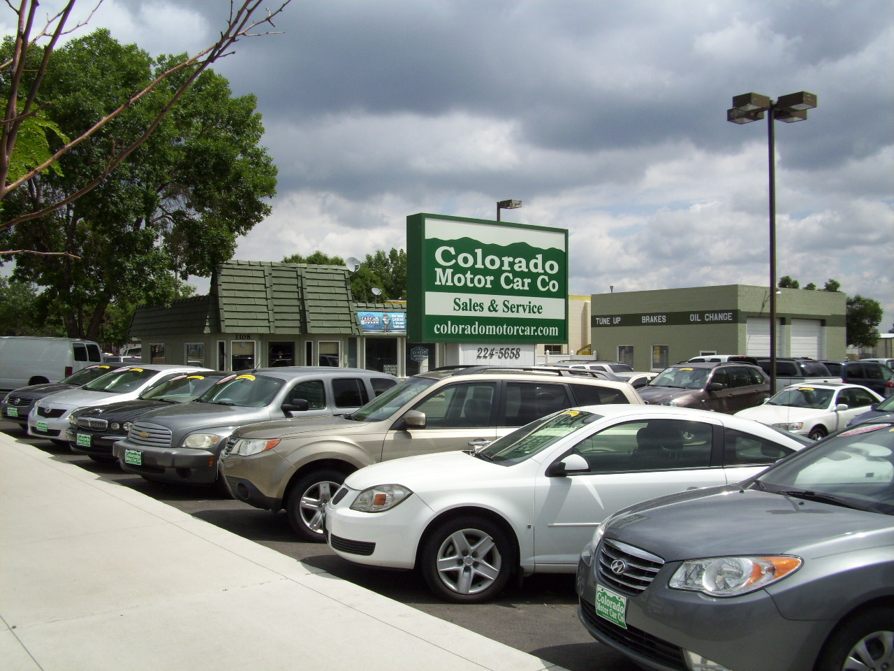 Used Car Sales Cheyenne Wy