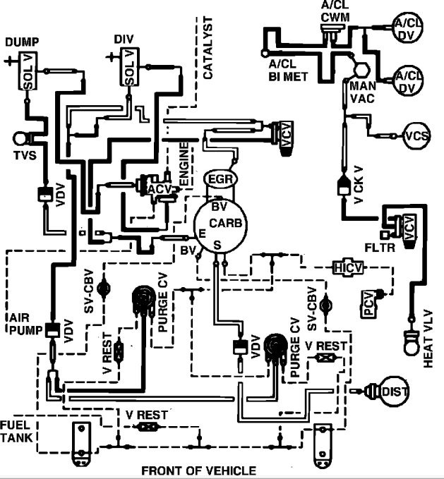 Wiring Diagram For 1983 Ford Mustang