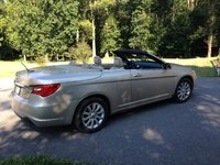 Picture of 2013 Chrysler 200 Touring Convertible, exterior, gallery_worthy