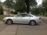 Picture of 2012 Chevrolet Impala LTZ, exterior, gallery_worthy