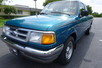 1995 Ford Ranger XLT Extended Cab 4WD SB, 1995 FORD RANGER XLT 060278 MILES EXCELLENTE CONDITIONS, exterior
