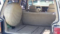 Picture of 1993 Jeep Cherokee 4 Dr Country SUV, interior