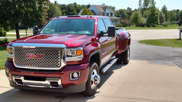 2015 GMC Sierra 3500HD - Overview - CarGurus
