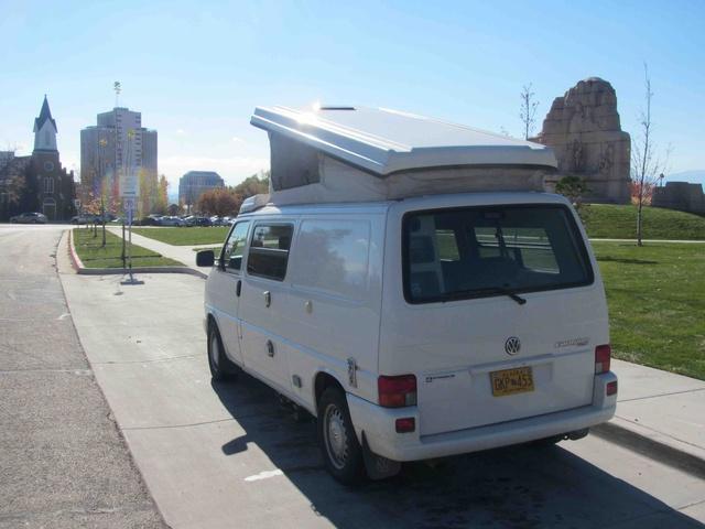 Picture of 2001 Volkswagen EuroVan 3 Dr GLS Passenger Van, exterior