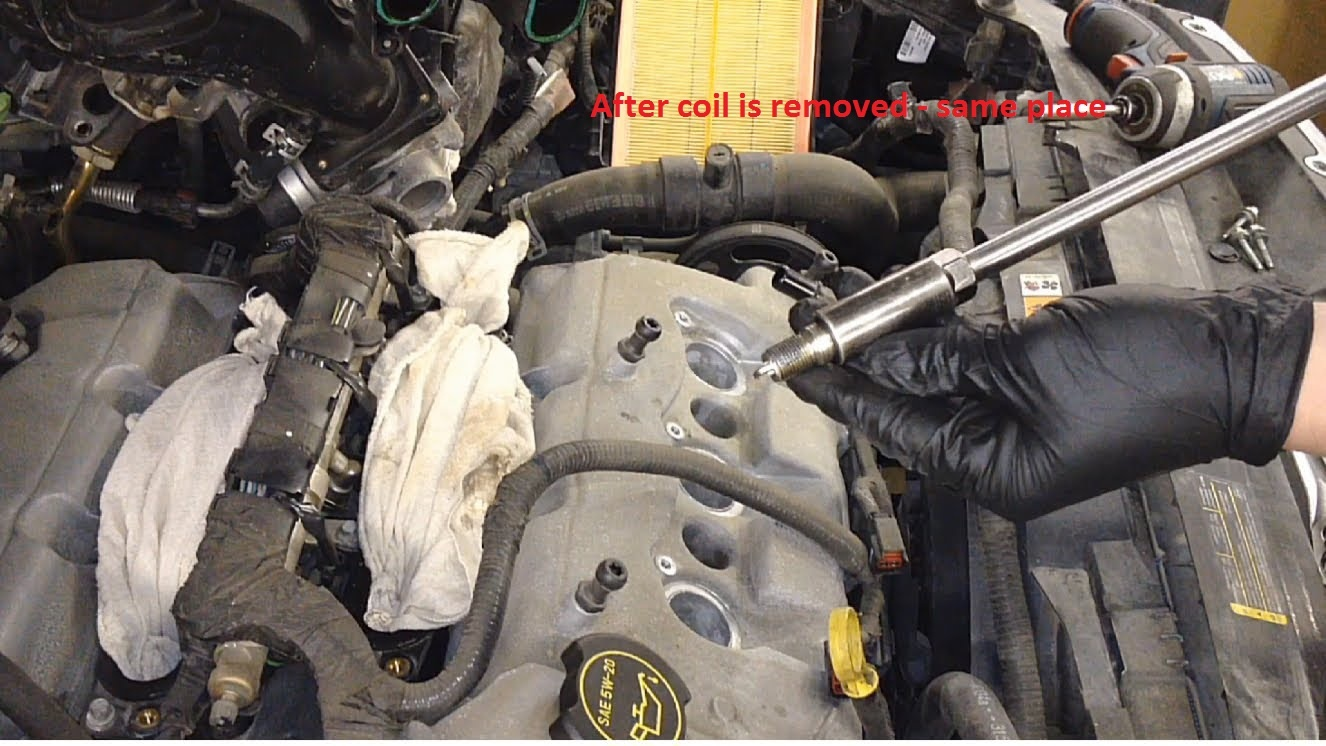ford fusion questions where are the ignition coils located on a 2008 ford fusion cargurus. Black Bedroom Furniture Sets. Home Design Ideas