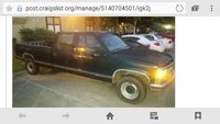 Picture of 1999 GMC Sierra Classic 3500 4 Dr SL Crew Cab 2WD LB, exterior