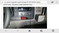 Picture of 1999 GMC Sierra Classic 3500 4 Dr SL Crew Cab 2WD LB, interior
