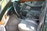 Picture of 1991 Audi 200 quattro Turbo Sedan AWD, interior, gallery_worthy