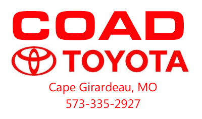 coad toyota cape girardeau mo read consumer reviews browse used and new cars for sale. Black Bedroom Furniture Sets. Home Design Ideas