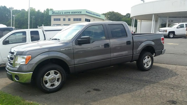 Picture of 2014 Ford F-150, exterior, gallery_worthy