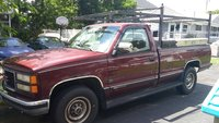 Picture of 1994 GMC Sierra 2500 2 Dr C2500 SL Standard Cab LB, exterior, gallery_worthy