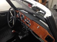 Picture of 1965 Triumph TR4A, interior