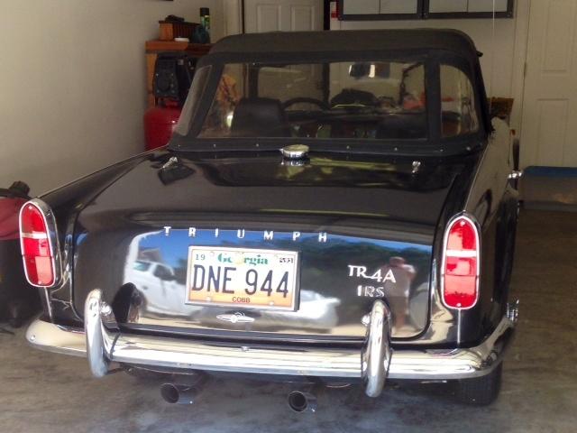 Picture of 1965 Triumph TR4A