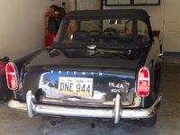 1965 Triumph TR4A Overview