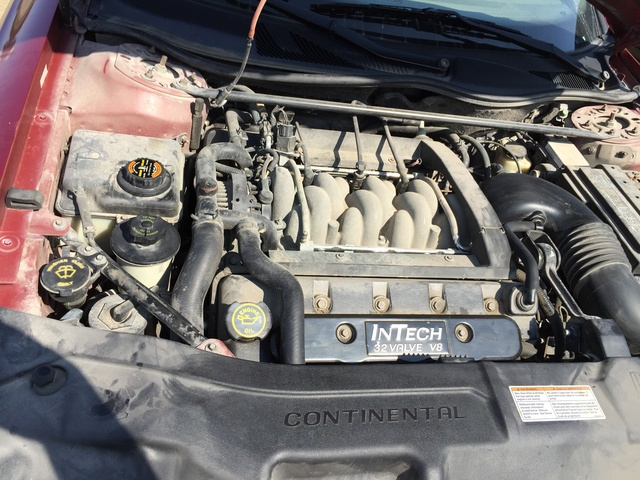1998 Lincoln Continental Engine Repair