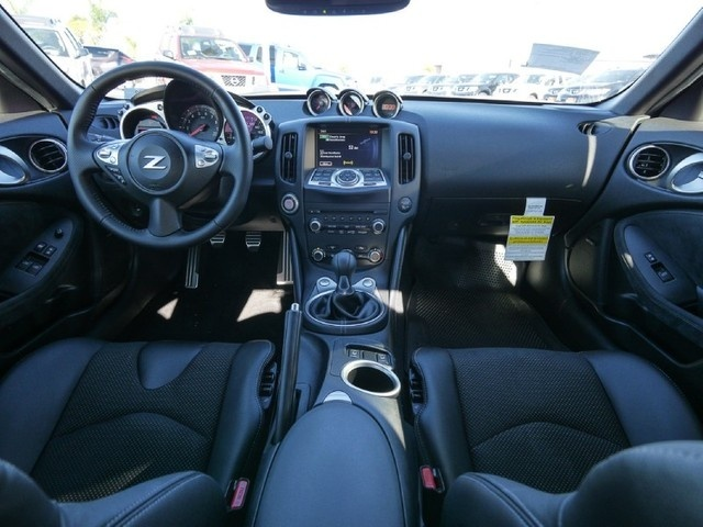Picture of 2015 Nissan 370Z Sport Tech, interior, gallery_worthy