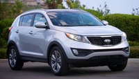 2016 Kia Sportage, Front quarter view, exterior, manufacturer, gallery_worthy