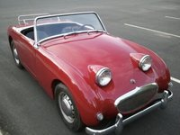 1958 Austin-Healey Sprite Overview