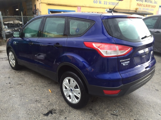 of 2014 ford escape se arielt7273 used to own this ford escape check. Black Bedroom Furniture Sets. Home Design Ideas