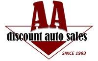 AA Discount Auto Sales logo