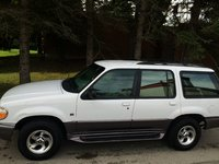 1997 Mercury Mountaineer Overview
