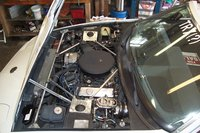 Picture of 1981 Triumph TR7, engine