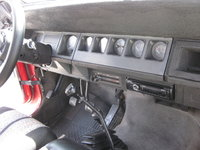 Picture of 1990 Jeep Wrangler STD, interior