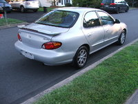 Picture of 1999 Hyundai Elantra 4 Dr GL Sedan, exterior