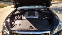 Picture of 2013 Infiniti M56 X, engine