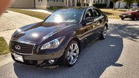 Picture of 2013 INFINITI M56 xAWD, exterior
