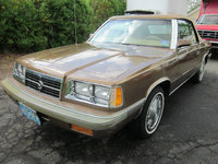 Picture of 1986 Dodge 600 STD Convertible, exterior