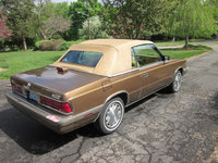Picture of 1986 Dodge 600 Convertible, exterior, gallery_worthy