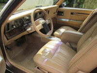 Picture of 1986 Dodge 600 STD Convertible, interior