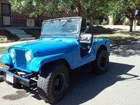 1960 Jeep CJ5 Overview