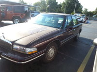 Picture of 1996 Buick Park Avenue 4 Dr Ultra Supercharged Sedan, exterior